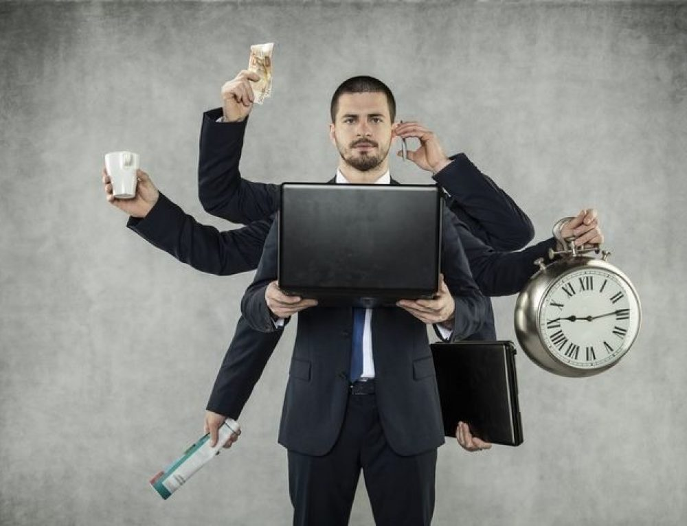 "Multitasking – un obicei ,,prost""?"