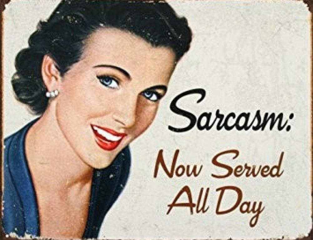 Sarcasmul în diferite limbi