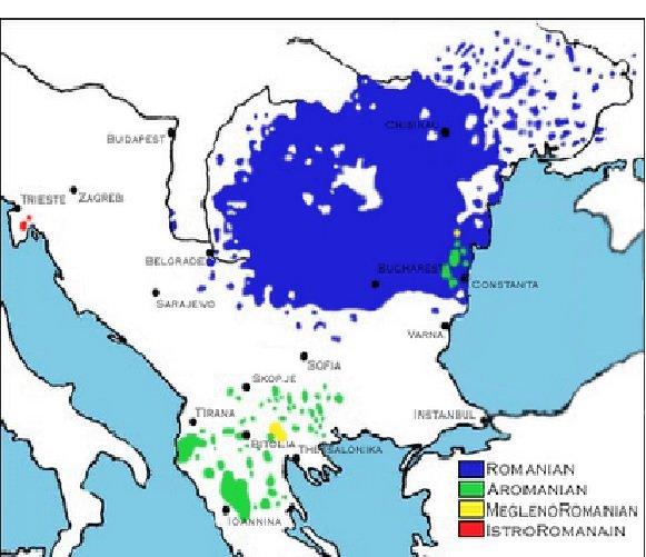 Unde se mai vorbește limba română? - Aced Traduceri