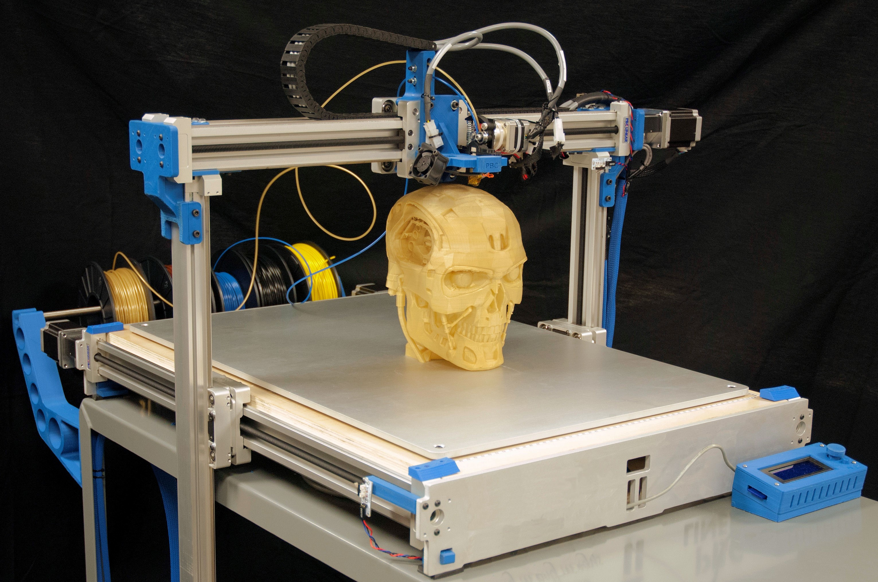The Future is Printed in 3D