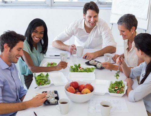 Ce mâncăm la birou?