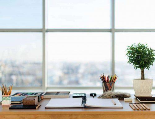 Secretele decorării biroului