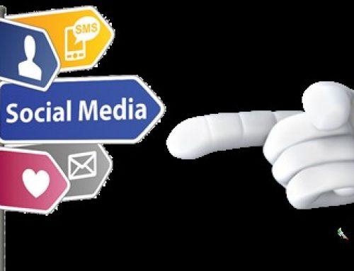 Directorii de companii şi social media